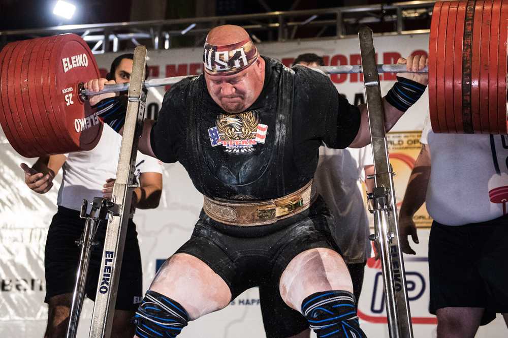 Blaine Sumner Weightlifting Champion Main Page Image Click to access episode